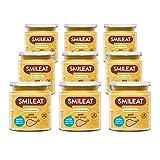 Smileat - Tarritos Ecológicos de Pollo con Arroz, Ingredientes Naturales, Para Bebés a Partir de los 6 Meses - Pack de 12 x 230g - 2760g