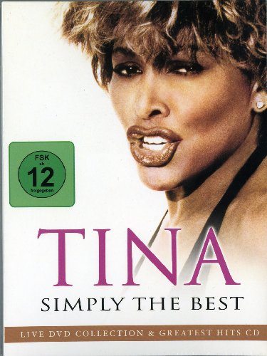 Tina Turner - Live DVD Collection & Greatest Hits (DVD & CD)