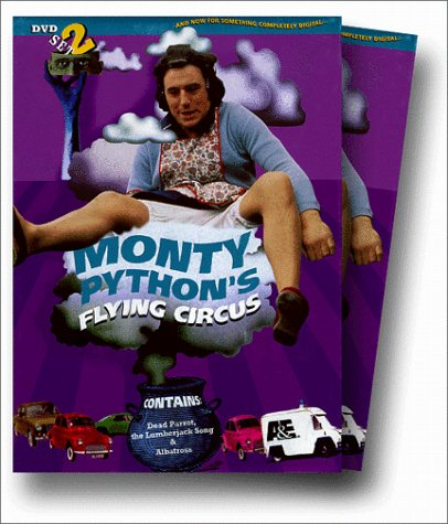Monty Python\'s Flying Circus: Set 2, Episodes 7-13 [Import USA Zone 1]