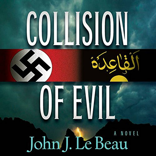 Collision of Evil audiobook cover art