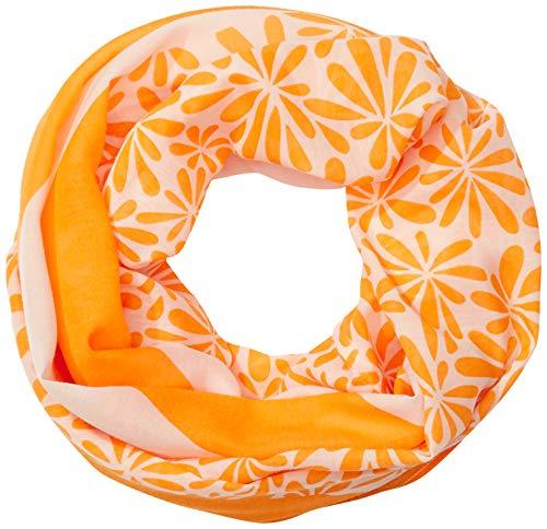 comma Damen 81.003.91.3431 Mode-Schal, 14A3 Placed Print, 1