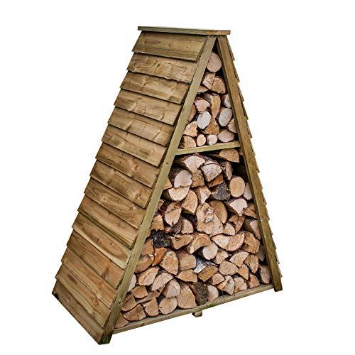 The Garden Supplies Centre Log Store, Summit Pressure Treated Log Store,