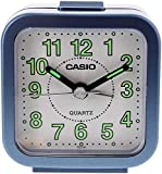 Casio Wake Up Timer Reloj Despertador, Azul, 6.40x3.40x6.70 cm