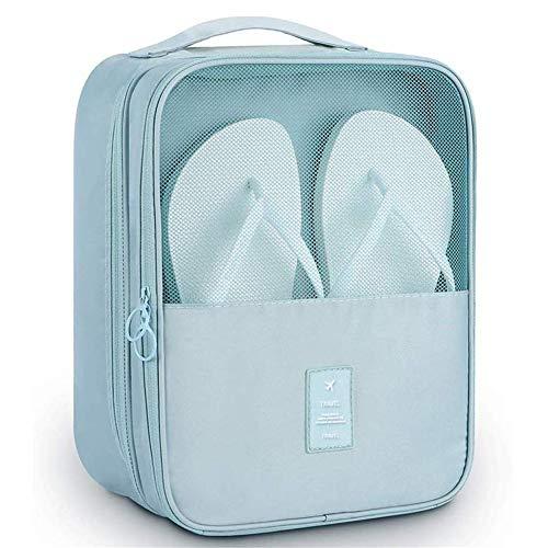 Zapatos de Viaje Bolsas BESTZY Organizador de Equipaje Portátil Artículos de Viaje y Prueba de Polvo Almacenamiento Diario