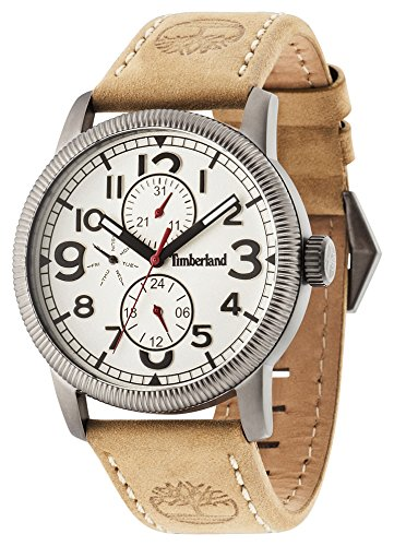 Timberland Herren-Armbanduhr Erving Analog Quarz 14812JSU/07