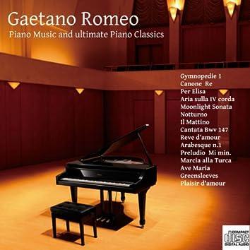 Piano Music and Ultimate Piano Classics