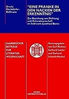 Eine Pranke in den Nacken der Erkenntnis: Zur Beziehung von Dichtung und Naturwissenschaft im Fruehwerk Gottfried Benns