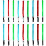 Blue Planet Online Großpackung Kaufen Bietet Aufblasbar Lichtschwert Hell Säbel Spielzeug Farbe Kann Variieren … (Menge 18)