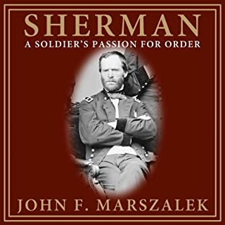 A Soldier's Passion for Order audiobook cover art