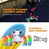 Zoom IMG-2 sgodde skateboard bambini 22 x6