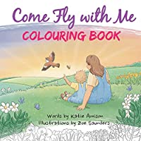 Come Fly With Me Colouring Book