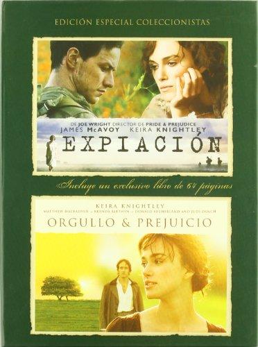 Expiación: Más allá de la pasión + Orgullo y prejuicio EEC [DVD]