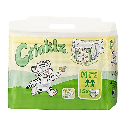 Crinklz Medium - Case Saver 4 Packs Von 15