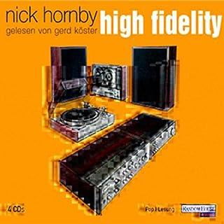 High Fidelity Titelbild