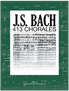 J.S. Bach 413 Chorales
