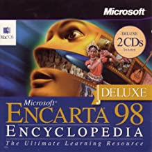 Microsoft Encarta 98 Encyclopedia Deluxe Edition (The Ultimate Learning Resource)