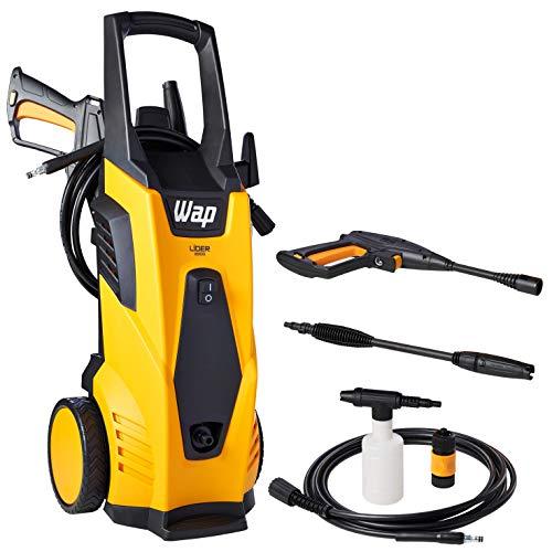 Lavadora de Alta Pressão WAP LÍDER 2200 1750W 1800 PSI/Libras 360L/h Jato Leque e Concentrado Máquina 220V