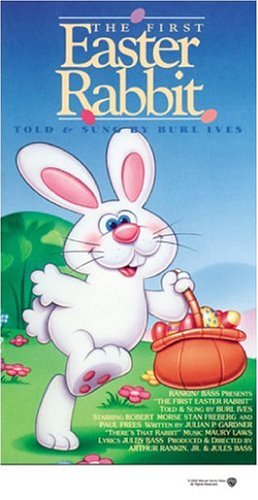 First Easter Rabbit [VHS]