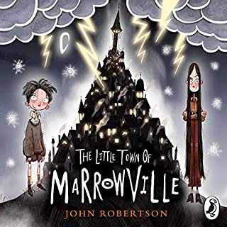 The Little Town of Marrowville cover art