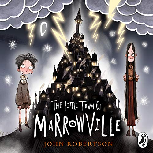 The Little Town of Marrowville audiobook cover art
