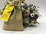 Boules de graines de fleurs sauvages indigènes. Fabriqué à la main dans le Dorset. 1 paquet de bombes Beebombs fournit 21 pieds carrés de prairie à fleurs sauvages.