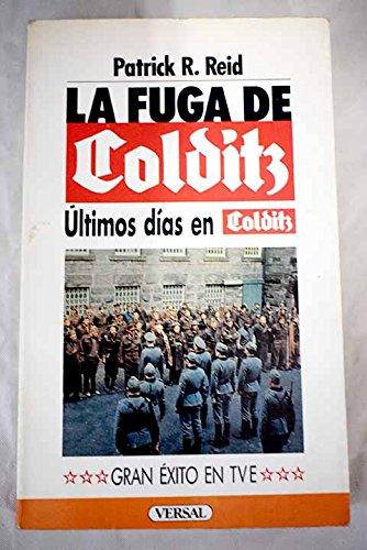 Últimos Días En Colditz descarga pdf epub mobi fb2