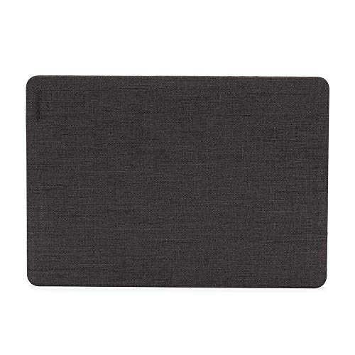 Incase Hardshell Hard Shell Protective Case for Apple MacBook Air 13.3 Inch (Early 2020, M1-Late 2020) Dark Grey [Woolenex Wool Material I Ventilation Slot Holes I Lightweight and Thin]