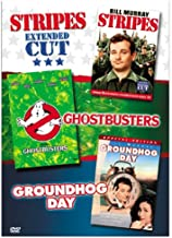 Stripes (Extended Cut), Ghostbusters, Groundhog Day - Boxed Set