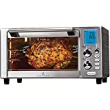 Emeril Lagasse Power Air Fryer Oven 360 | 2020 Model | Special Edition | 9-in-1 Multi Cooker | Free Emerils Recipe Book Included |Digital Display, Slick Design, Ultra Quiet, 12 Preset Programs | With Special 1 Year Warranty | As Seen On TV