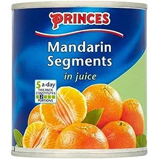 Princes Mandarin Segments in Juice, 298g