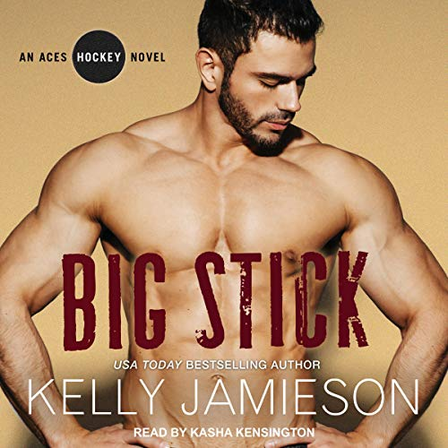 Big Stick audiobook cover art