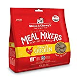 Stella & Chewy's Freeze-Dried Raw Chewy's Chicken Meal Mixers Dog Food Topper, 18 oz. Bag (FDCM-18)