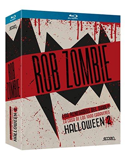 Rob Zombie 2013: Los Renegados Del Diablo: La Casa De Los 1000 Cadáveres: Halloween II [Blu-ray]