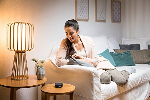 OSRAM Smart+ Lot de 4 Ampoules LED Connectées - Culot E14 - Forme Flamme - Dimmable - Blanc Chaud 2700K - 6W (équivalent 40W) - Zigbee - Compatible Android & Amazon Alexa