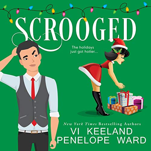 Scrooged audiobook cover art