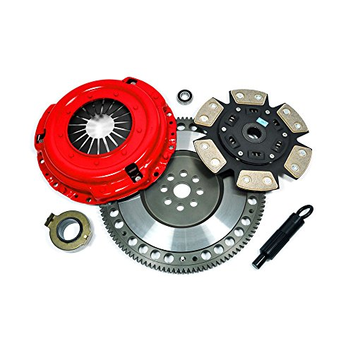 EFT STAGE 3 CLUTCH KIT+10.5 LBS RACE FLYWHEEL FOR RSX BASE TYPE-S CIVIC SI K20