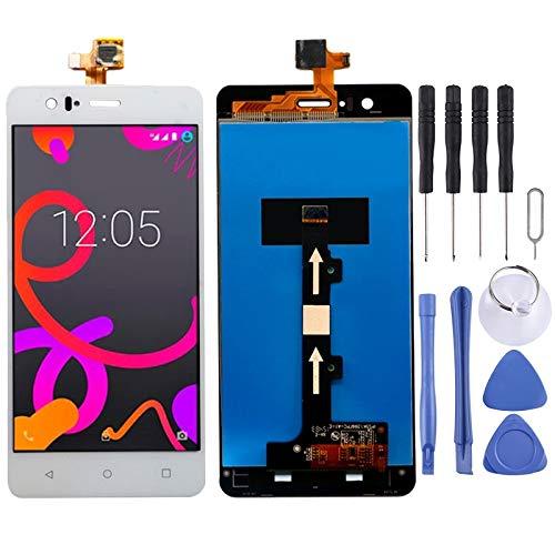 HOUSEHOLD Teléfonos Móviles Accesorios Reparaciones Mantenim Pantalla LCD y digitalizador Asamblea Completa de BQ Aquaris M5 HBDZ...