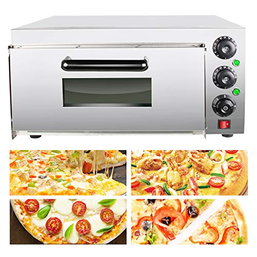 Carejoy Electric Pizza Oven Countertop