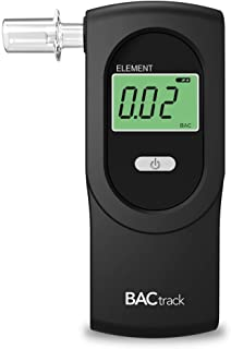 BACtrack Element Breathalyzer   Professional-Grade Accuracy   DOT & NHTSA Compliant   Portable Breath Alcohol Tester for P...