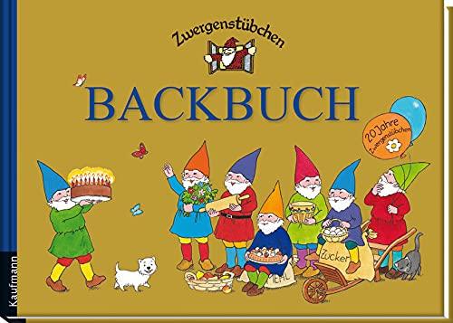 Zwergenstübchen Backbuch (Zwergenstübchen - Backbücher und Kochbücher für Kinder, Eltern, Familien)