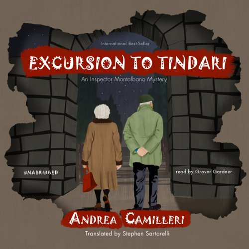 Excursion to Tindari audiobook cover art