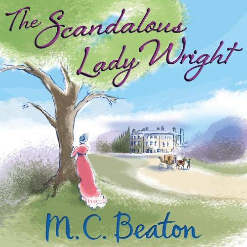 The Scandalous Lady Wright cover art