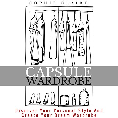 Capsule Wardrobe audiobook cover art