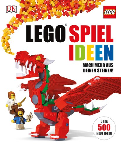 LEGO® Spiel-Ideen: Mach mehr aus deinen Steinen!
