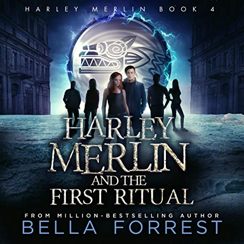 Harley Merlin and the First Ritual Titelbild