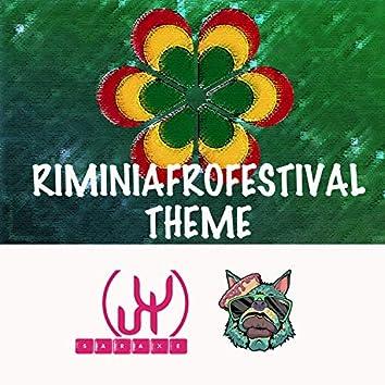 Riminiafrofestival Theme (feat. Haski,Dj Berto)