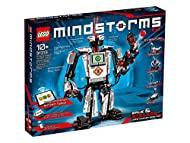 Build and program walking, talking and thinking robot toys that do anything you can imagine Includes EV3 Brick and three servo motors, plus colour, touch and IR sensors Control and command your robot with the enclosed remote control or download the f...