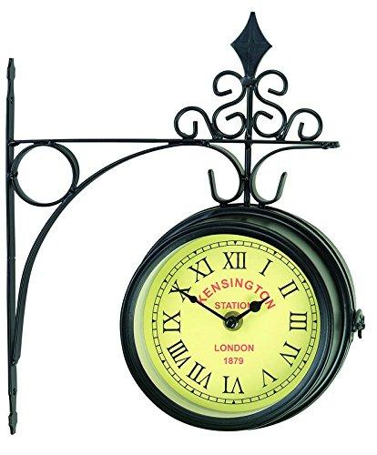 Gardman Uhr Kensingtion Bahnhofs, mehrfarbig