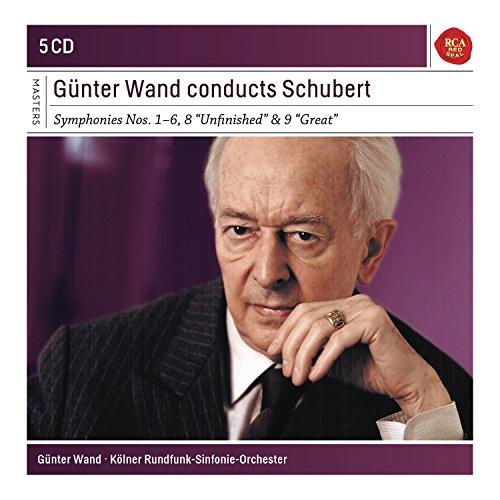 Schubert: Symphonies No. 1 - 9