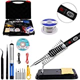 Best Soldering Iron Kits - [Upgrade Version] Soldering Iron Kit for Repairing Electronic Review